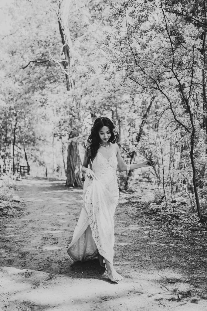 Styled shoot bridal