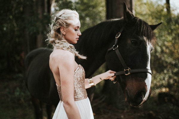 truvelle wedding dress editorial