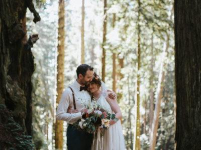 Maggie + Elliotte |  California Wedding Photographer