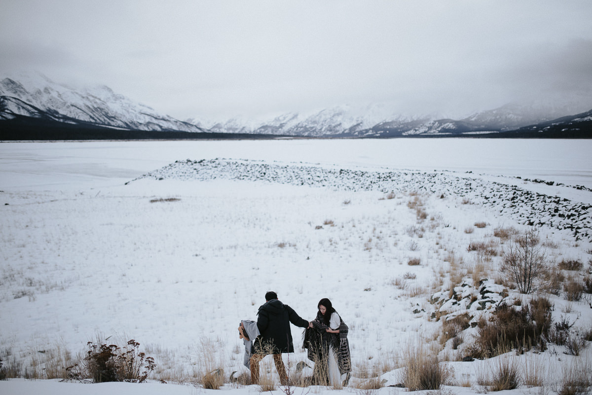 Yukon Engagement Session Hennygraphy