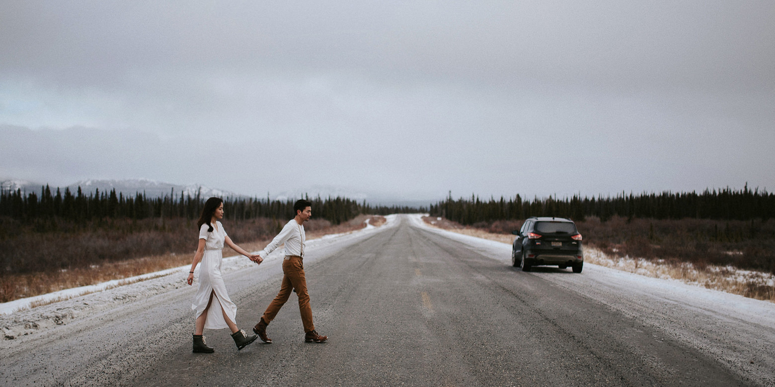 Alaska Highway Engagement Session
