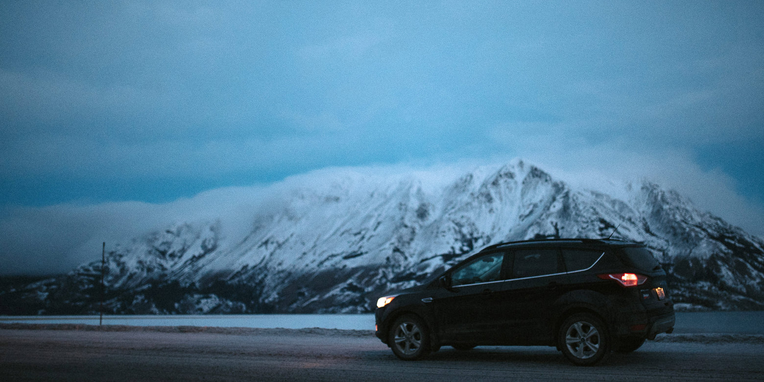 Kluane Lak Yukon