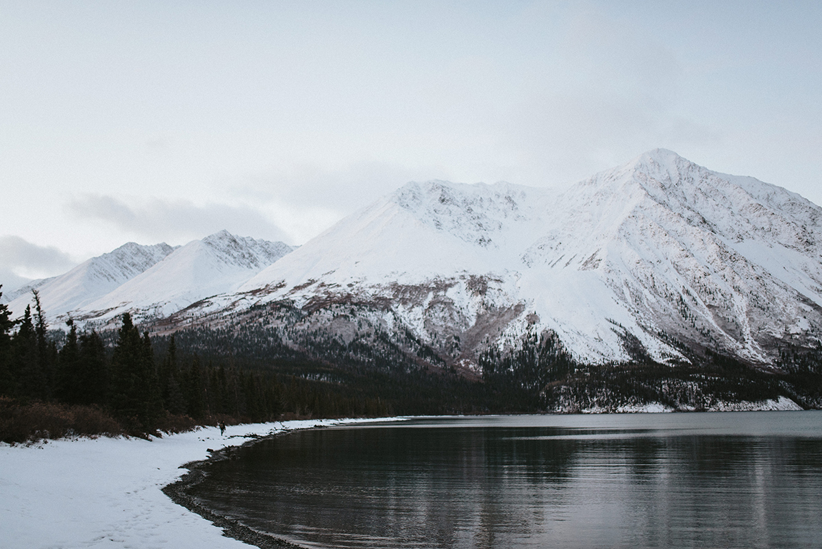 Kathleen Lake Yukon Canada