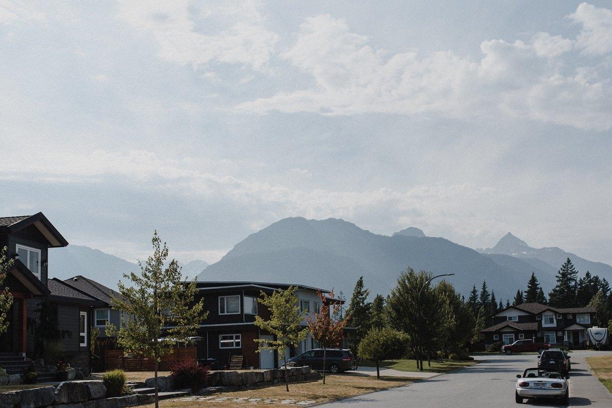 Squamish Engagement shoot