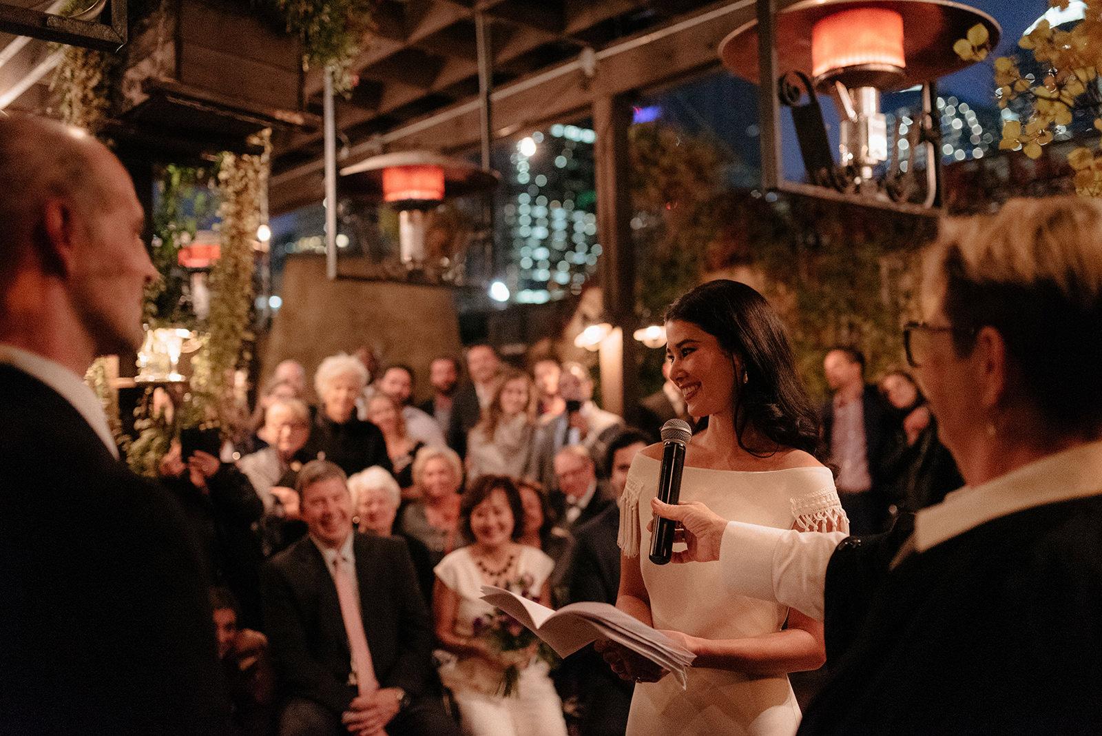 Bonterra Trattoria Calgary wedding photos